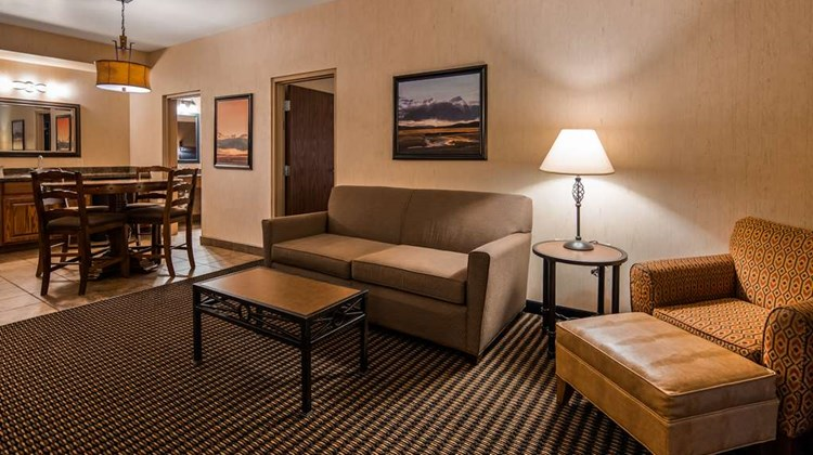 Best Western Plus Bryce Canyon Grand Htl Room