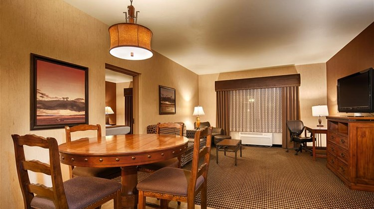 Best Western Plus Bryce Canyon Grand Htl Suite