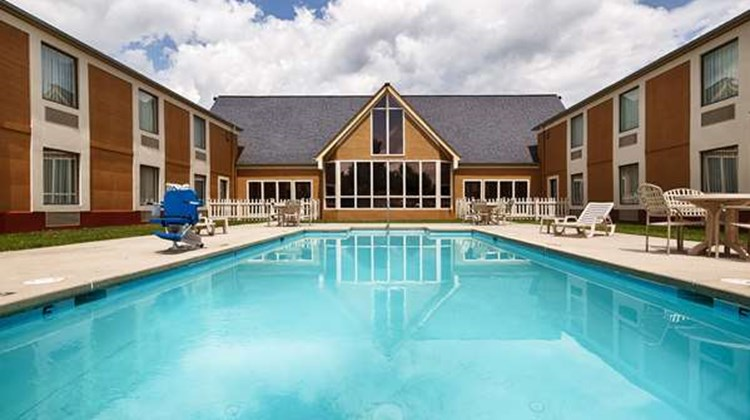 Best Western Wytheville Inn Pool