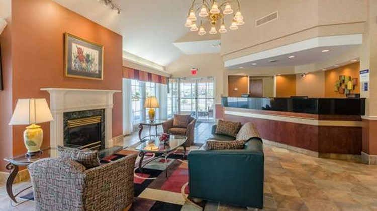 Best Western Lexington Inn Lobby