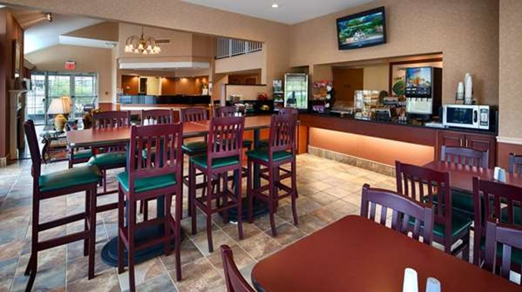 Best Western Lexington Inn Restaurant