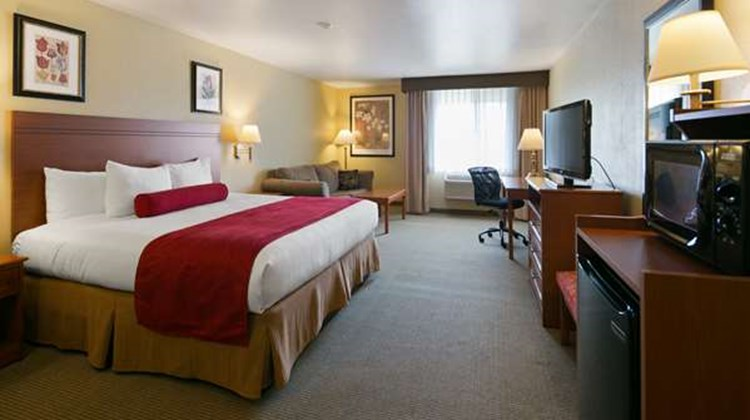 Best Western Plus Skagit Valley Inn Room