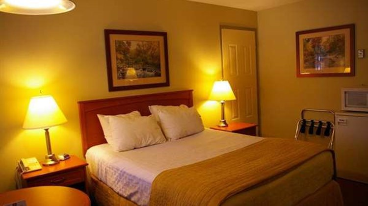 Best Western Salmon Arm Inn Room