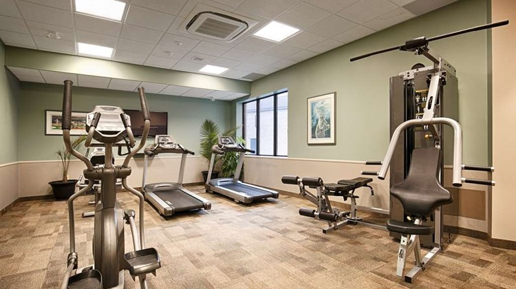 Best Western Plus Otonabee Inn Health