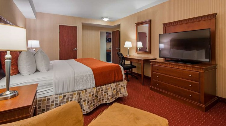 Best Western Plus Otonabee Inn Room