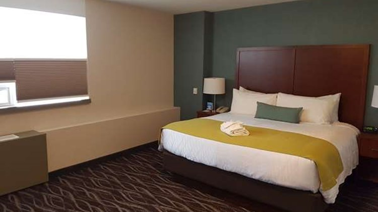 Best Western Plus Durham Htl & Conf Ctr Room