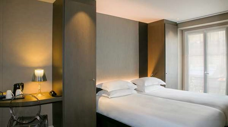 Best Western Quartier Latin Pantheon Room
