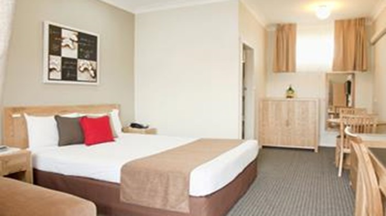 Best Western Endeavour Maitland Motel Room