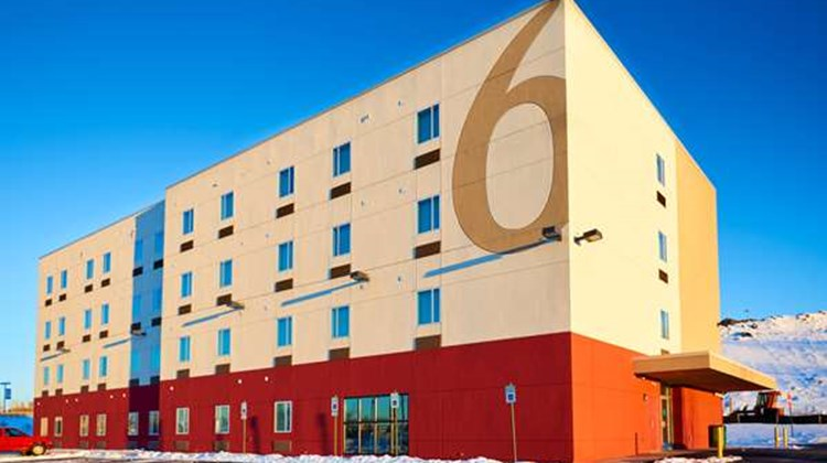 Motel 6, Wilkes-Barre Arena Exterior