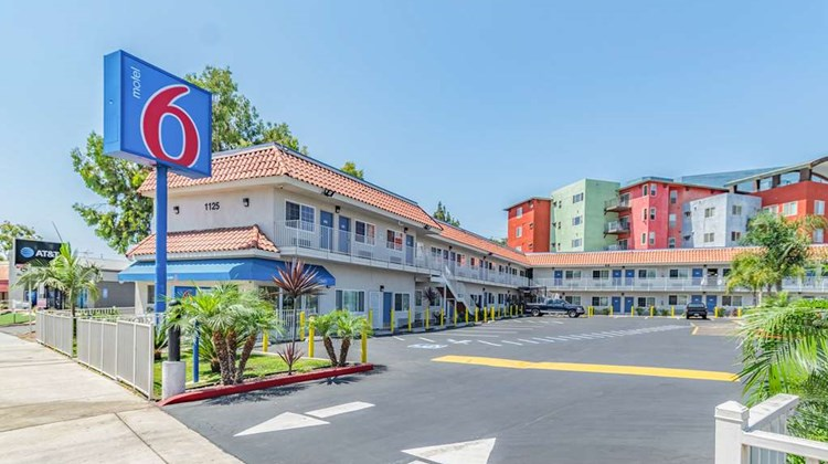 Motel 6, National City Exterior