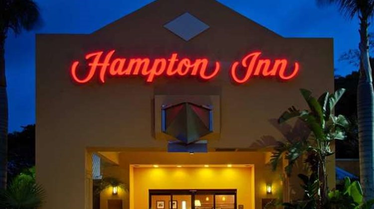 Hampton Inn Key Largo Exterior