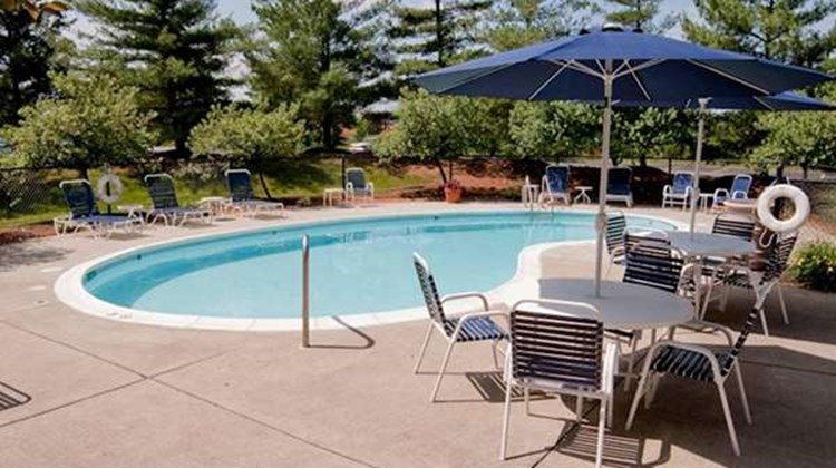 Hampton Inn Cincinnati South Pool