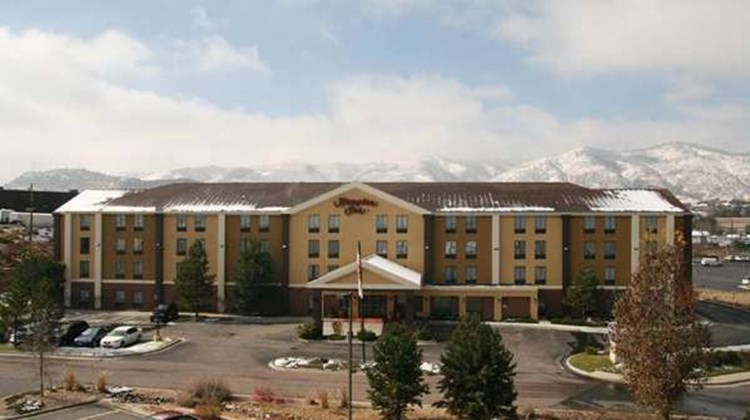 Hampton Inn Denver-West/Golden Exterior