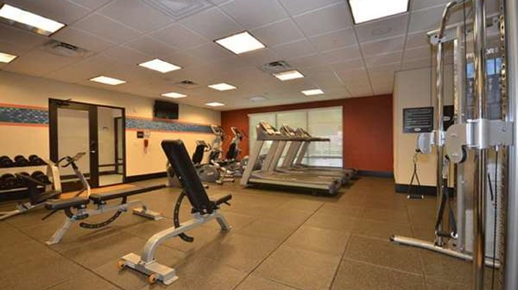 Hampton Inn & Suites Tulsa/Catoosa Health