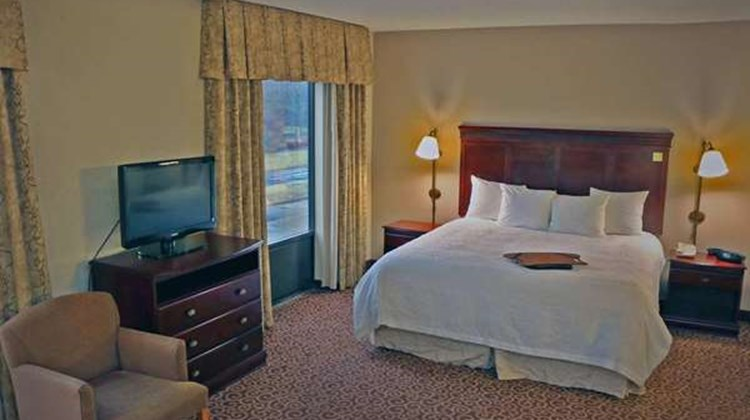 Hampton Inn & Suites Norfolk-Airport Suite