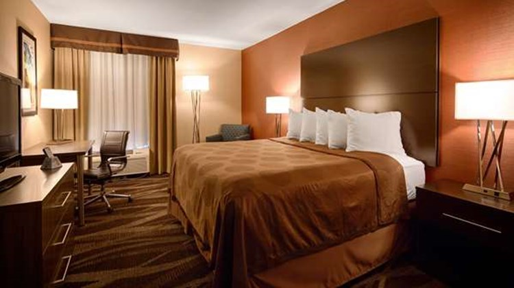 Best Western Maple City Inn Room