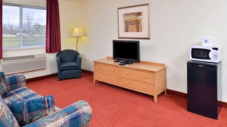 Americs Best Value & Sts Spring Valley Suite