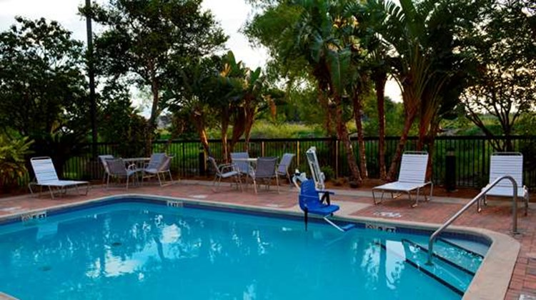 Best Western Town Center Inn Pool