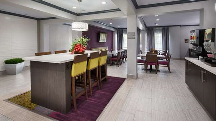 Best Western Town Center Inn Restaurant