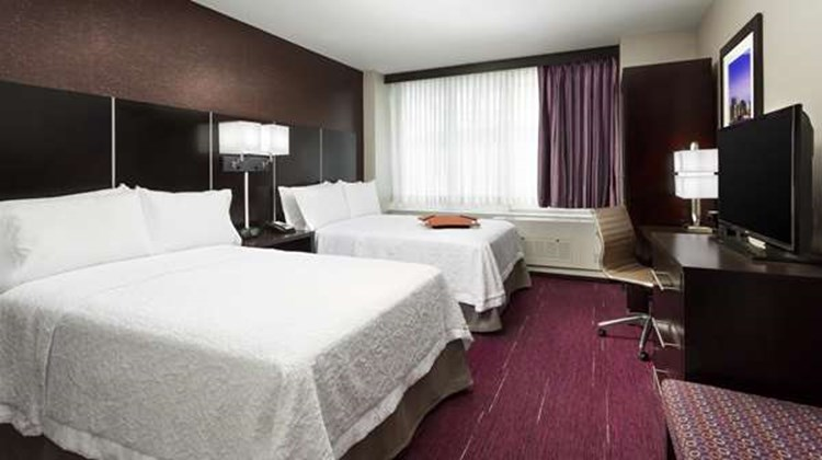 Hampton Inn Manhattan/Times Square Centr Room