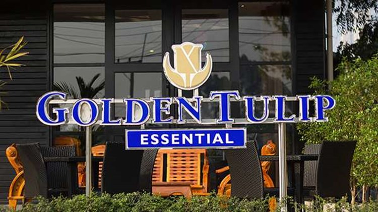 Golden Tulip Essential Pattaya Hotel Exterior