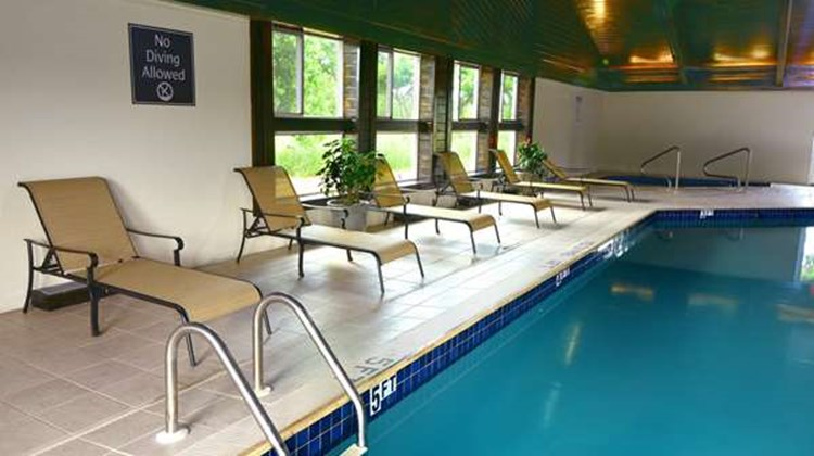 Best Western Flint Airport Inn  Suites Pool