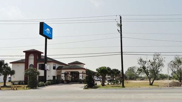 Americas Best Value Inn Brownsville Exterior