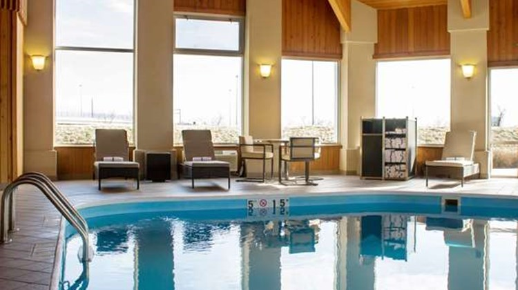 Best Western Toledo South Maumee Pool