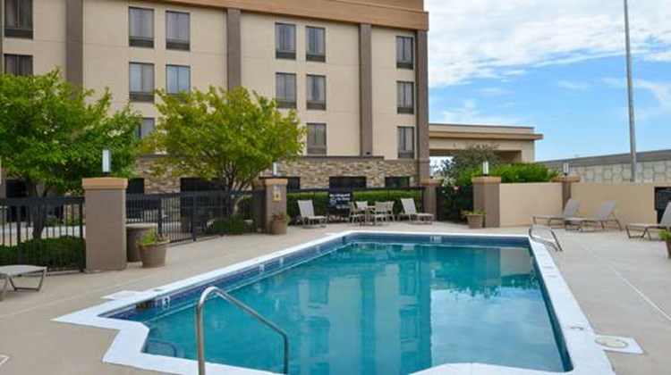 Best Western Plus Wichita-West Airport Pool