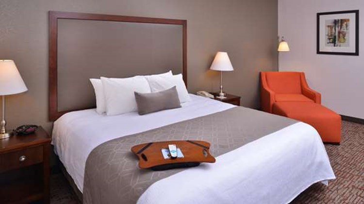 Best Western Plus Wichita-West Airport Room