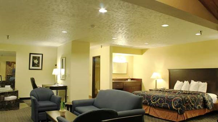 Best Western Richland Inn-Mansfield Suite