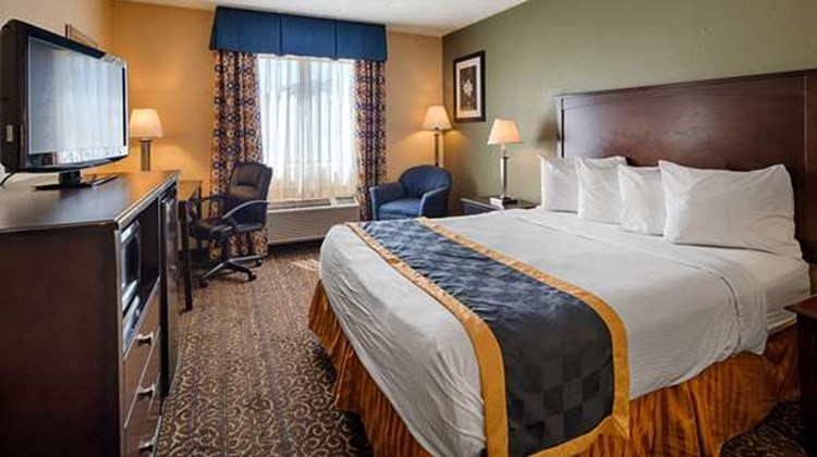Best Western Richland Inn-Mansfield Room