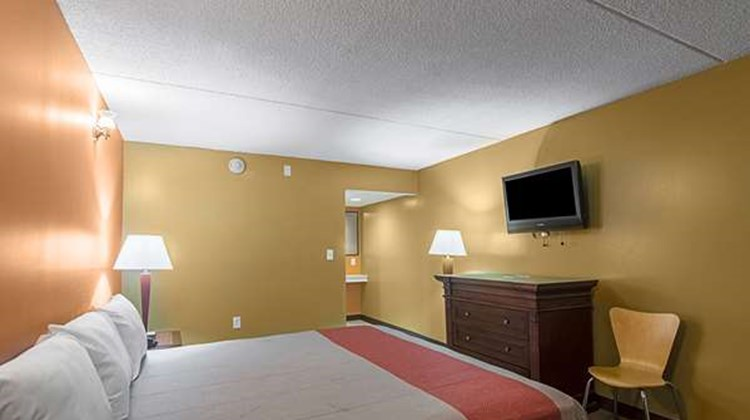 Motel 6 Sherman Room