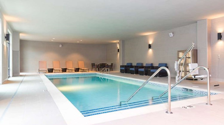 Hyatt Place Ann Arbor Pool