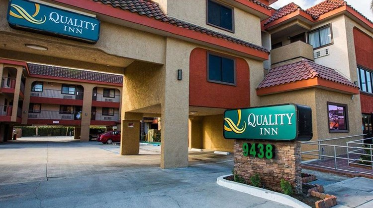 Quality Inn Downey Exterior