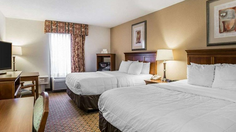 Quality Inn & Suites, Dawsonville Room