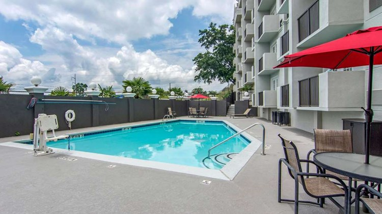Comfort Inn Buckhead North Pool