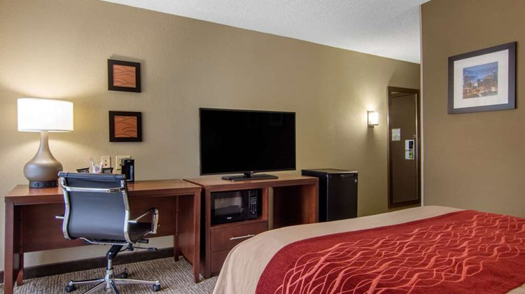 Comfort Inn Buckhead North Room