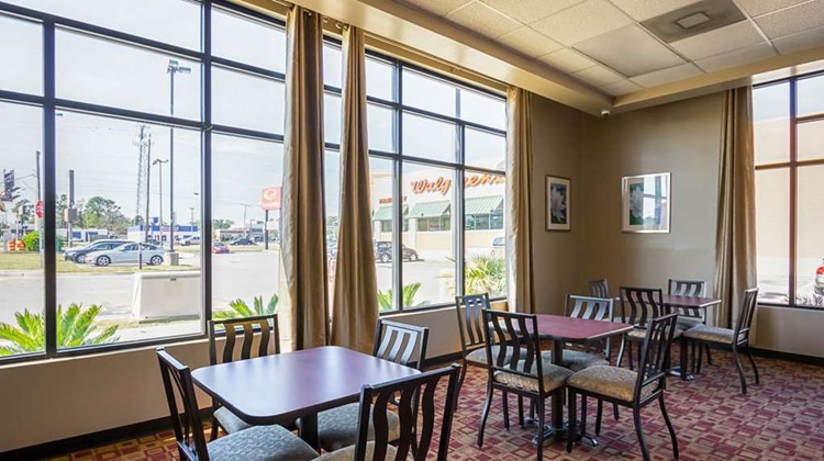 Econo Lodge Garden City Restaurant