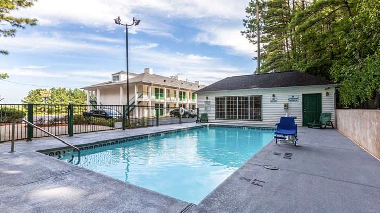 Quality Inn Greensboro Pool