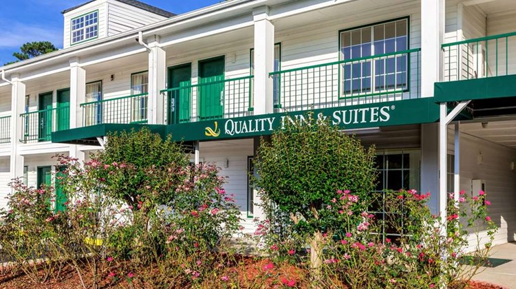 Quality Inn Greensboro Exterior