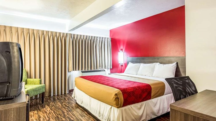 Econo Lodge Idaho Falls Room