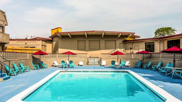 Econo Lodge Idaho Falls Pool