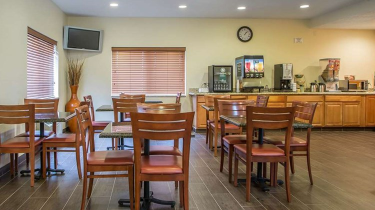 Quality Inn & Suites Bloomington Normal Restaurant