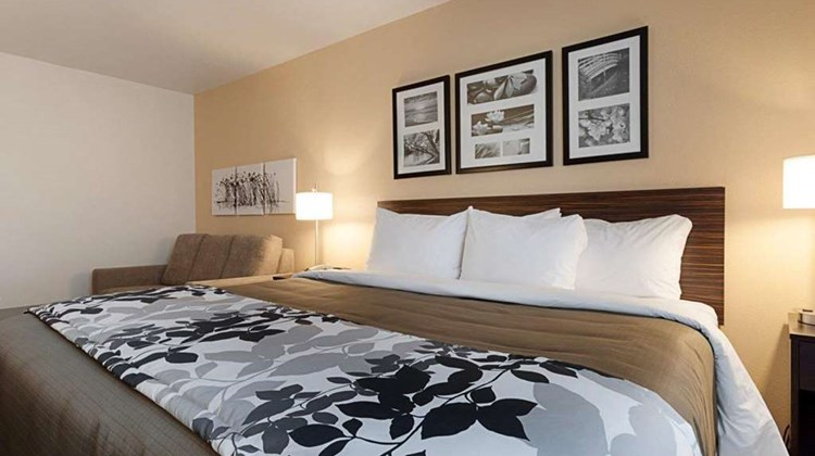 Sleep Inn & Suites, Carlsbad Suite