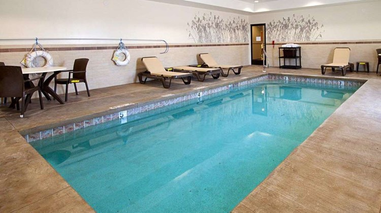 Sleep Inn & Suites, Carlsbad Pool