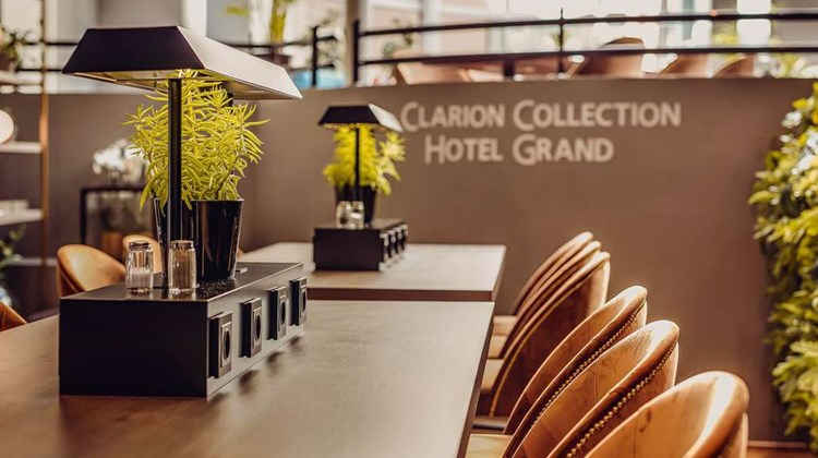 Clarion Collection Grand Lobby