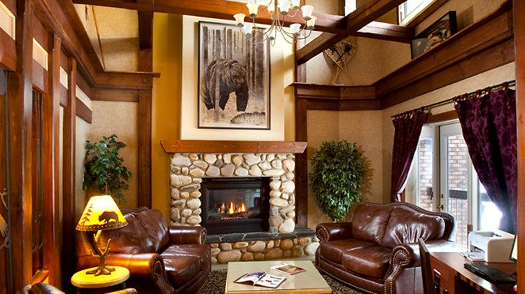 High Country Inn Lobby