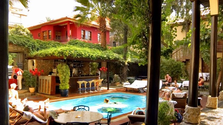Alp Pasa Boutique Hotel Pool