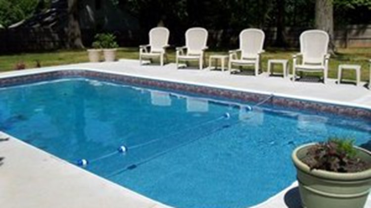 The Hunter House Pool